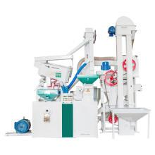 Daily 20 ton mini rice mill machine