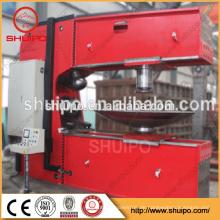 Tellerkopfspinnmaschine, automatische Tellerende-Bördelmaschine, Tellerendformmaschine