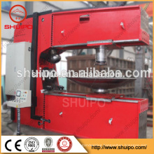 dished head spinning machine,automatic Dish End Flanging machine,Pressure Vessel Tand Head Forming Machine