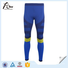 Nylon Colorful Mens Outdoor Stretch Long Johns Pants