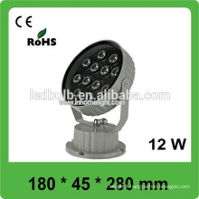 2015 high quality outdoor 12w flood light, top sale led flood light