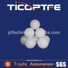 Precio de las bolas del ptfe del diámetro de 18m m usd0.8 / pc