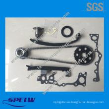 Kits de cadena de sincronización para Toyota 2tz-Fe (76045)