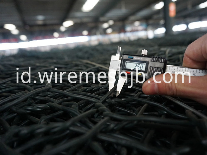 Vinyl Coated Hexagonal Wire