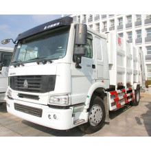 HOWO 24m3 Garbage Truck 6*4 (ZZ3257N3847A) China Mainland
