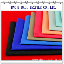 Dyed factory fabric poly and cotton
