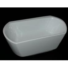 2015 neue Design quadratische Form freistehende Badewanne