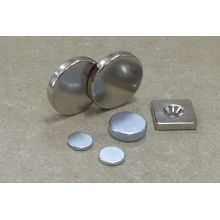 Disc&Round Permanent Strong Neodymium Magnet
