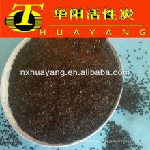 Norit de carbono activado de malla 8 * 30 para la planta de agua mineral