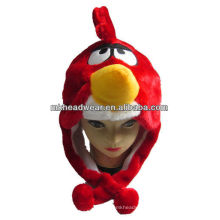 baby fancy plush crazy bird animal hats