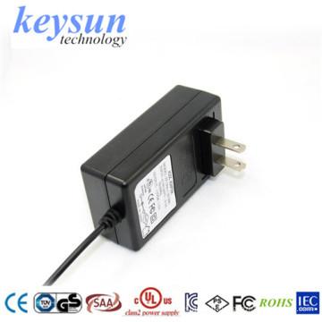 L'adaptateur 100-240v ac 5v 4a adaptateur secteur avec UL PSE CE FCC C-TICK SAA CB