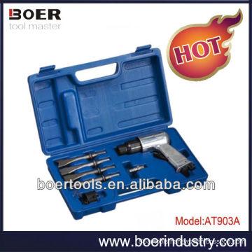 Air Tool Kit 8pcs 150mm Air Hammer Kit