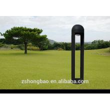 2014 HB-2227 Led lâmpada jardim gramado e bolardo