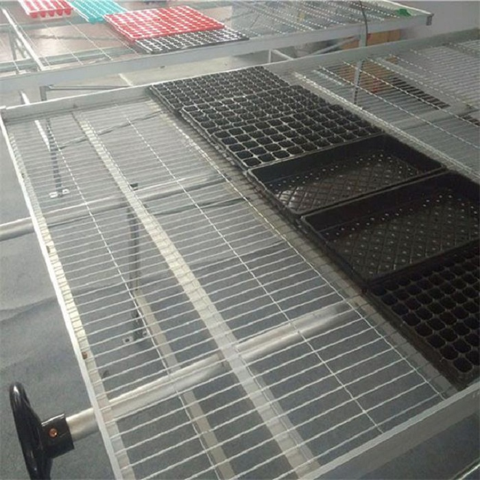 Greenhouse Benches Grow Tray Ebb and Flow Table