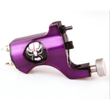 Hobo professionnel Aluminium rotatif Tattoo Machine alimentation