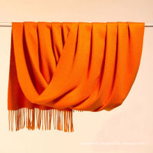 Factory Sale good quality cashmere pashmina scarfs for wholesale