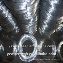 Gi alambre de unión / alambre de hierro galvanizado / electro gi vinculante alambre