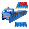 Double Layer Wall dan Roof Panel Making Machine