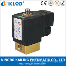 Direct acting 3/2 way plunger solenoid valve KL6014