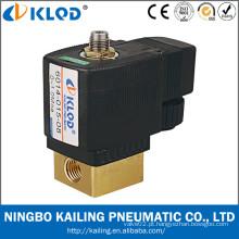 Válvula solenóide de atuação direta 3/2 vias KL6014