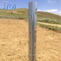 Heiß-eingetauchter galvanisierter Weinberg-Metallgitter-Pfosten
