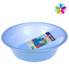 Creative Round Plastic Washing Basin with Washboard (SLP033)