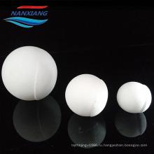 Инертные алюминиевые керамические шарики 6.13.19.25 мм 17-99% для обработки катализатора поддержки завода, крышка упаковка