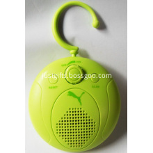 Promotional Waterproof Portable Radio W/ Pothook