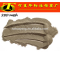Braunkohle-Aluminium-Strahlmittel 36 mesh