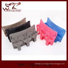 Triple soporte de Smr Mag M4 5,56 bolsa para bolsa del compartimiento engranaje táctico