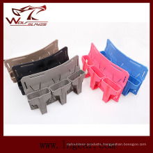 Triple Smr Mag Holder M4 5.56 Pouch for Tactical Gear Magazine Pouch