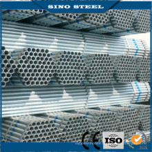 Q235B Hot DIP Galvanized Steel Pipe for Fence Post