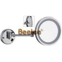 Single Side LED Magnifying Shaving Mirror (M-9708)