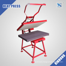 XINHONG Hot Sale Factory Supply Auto Open 60x80 80X100 Large Format Sublimation Heat Press Machine