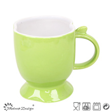 Tasse en céramique de 11oz tasse de glaçage de deux tons