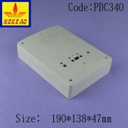 caja de plástico para electrónica