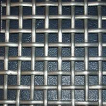Galvanized Square Hole Woven Wire Mesh