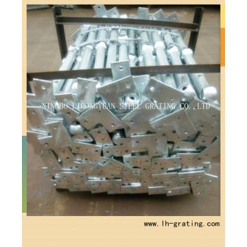 Stahl Geländer mit Verzinkung Finish
