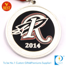 High Quality Wholesale Customized Baking Finish Souvenir Medal in Zinc Alloy Stamping
