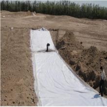 Saco de areia 200g-800g geotêxtil não tecido de fibra curta