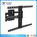 Soporte para montaje en pared HD TV Brazo articulador giratorio