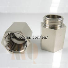 Части CNC нержавеющей стали поворачивая (MQ1038))