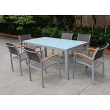 2-Years of Warranty Outdoor Sling Style Patio Furniture (D560; S260)
