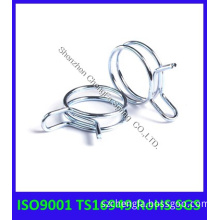 High Quality (ISO 9001 TS16949) Spring Steel Wire Hose Clip