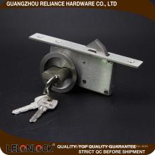 Europe hot export type sliding door bolt lock with best working function for glass sliding door