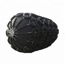 Défenses pneumatiques en caoutchouc marin d'amarrage marin de cerfs pour le bateau