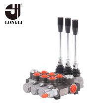 3P40 Hydraulic Monoblock Directional Control Spool Valve