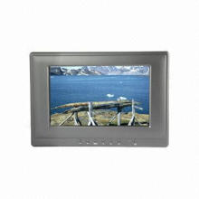 "7"" Surface Acoustic Wave Touch Monitor with HDMI and DVI Input"