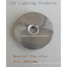 Productos de iluminación LED / fundición a presión de aleación de zinc