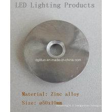 Produits d'éclairage à LED / alliage de zinc Die Casting
